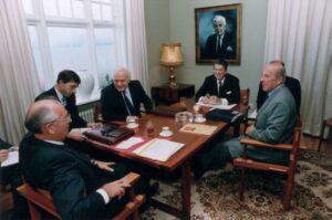 1986 nuclear treaty Reykjavik